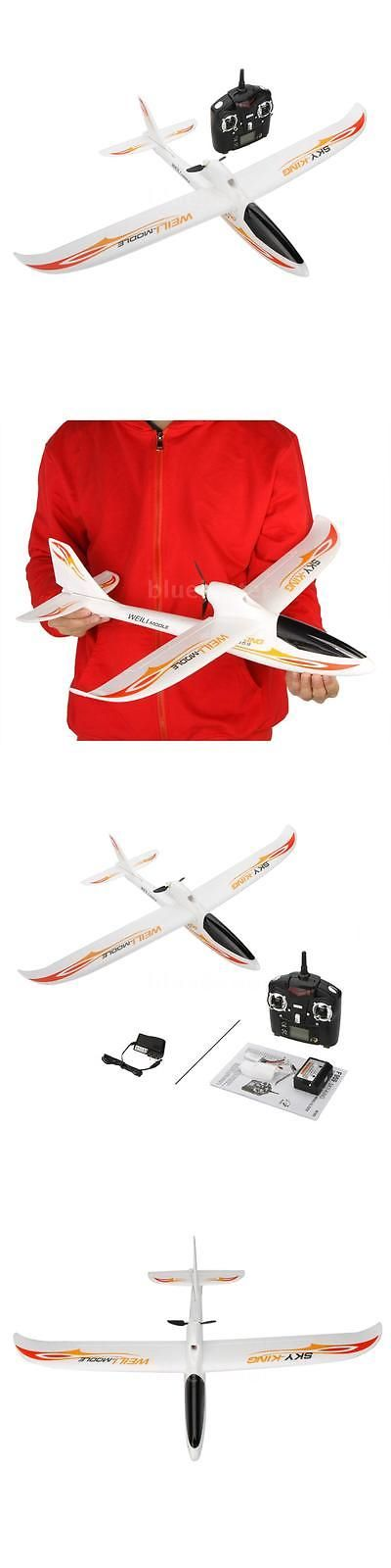 Other RC Model Vehicles and Kits 182186: Wltoys F959 Sky-King 2.4G 3Ch Radio Control Rc Airplane Aircraft Rtf Red Us D4u5 -> BUY IT NOW ONLY: $45.78 on eBay!