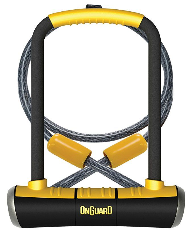 Onguard Double Team Pitbull U Lock And Cable Review Locks Best