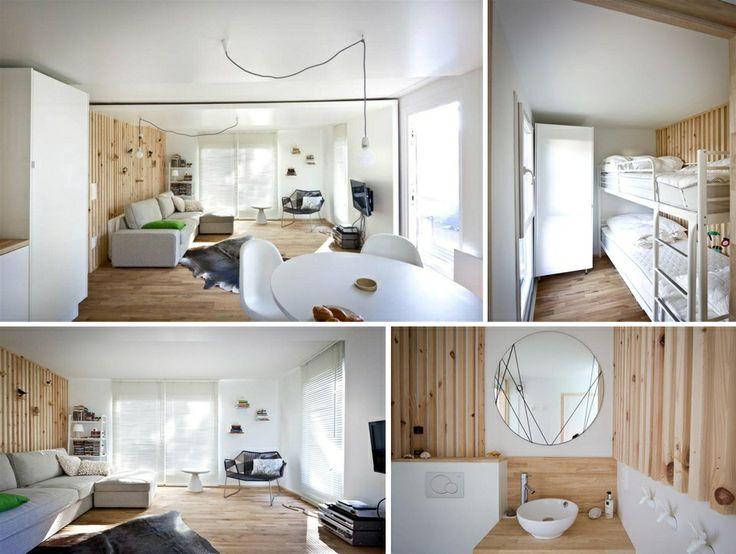 Vakantiehuisje in Treignes (Wallonië).