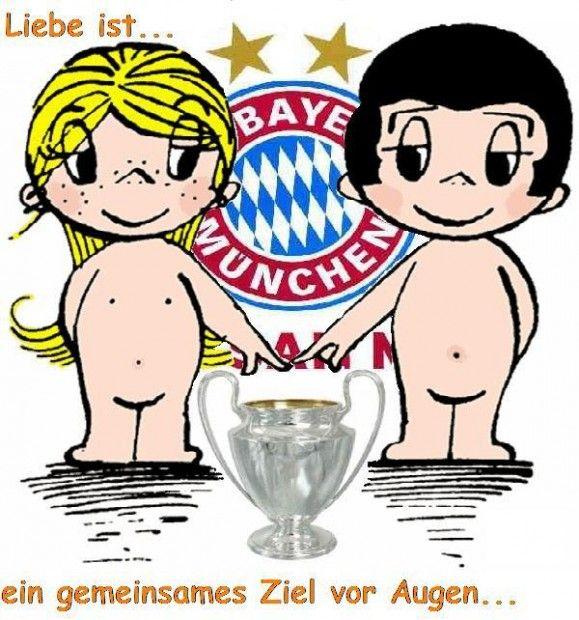 Liebe ist....<3  Bayern München