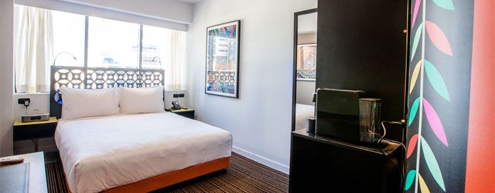 Your inner-city oasis - TRYP Fortitude Valley