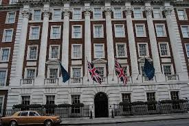 Millenium Hotel. Mayfair. London.