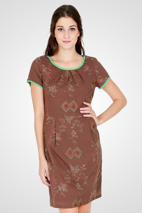 Firly Floral Dress