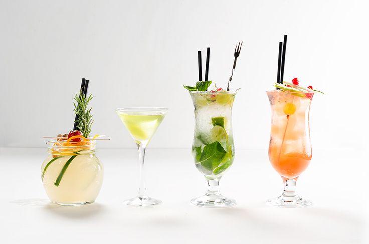 HAPPY HOUR SCUOLA TESSIERI Si avvicina l'ora dell'aperitivo... Ecco i 4 cocktails che ci ha servito Thomas Martini...Chi è dei nostri???