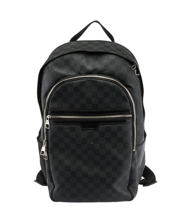 Louis Vuitton Backpack (Women's Pre-owned Damier Black ...