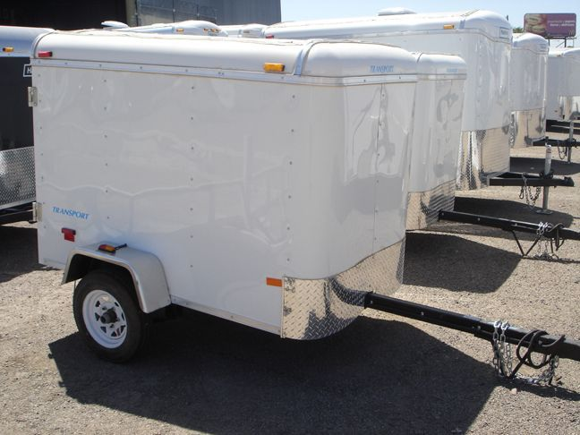 4 X 6 Utility Trailer | Cargo Trailer, 4X6 Enclosed Cargo Trailer Rental, Utility Trailer ...
