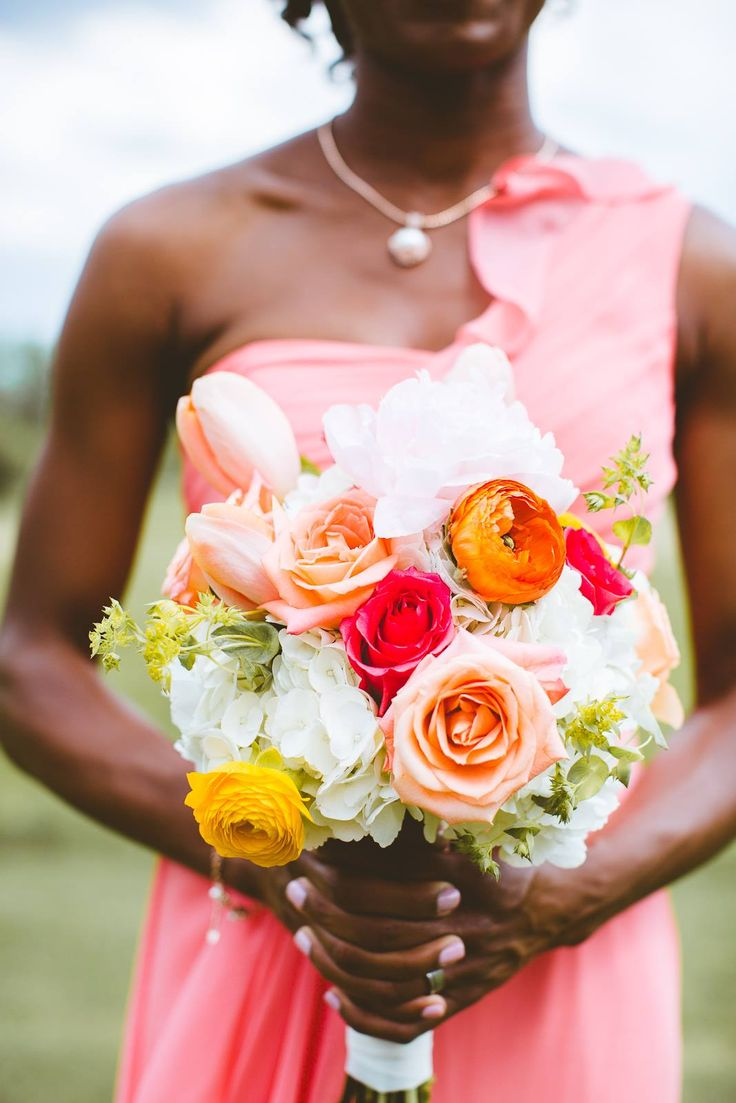 Bouquet by @AuroraFloraOH | Photo by Rachel Joy Baransi http://www.racheljoybaransi.com/