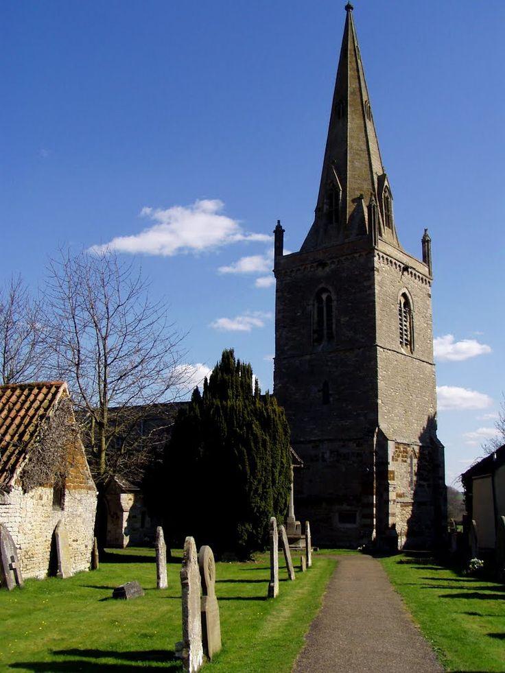 Woodford Village Church Photo, Northamptonshire, England: #churchesinengland…