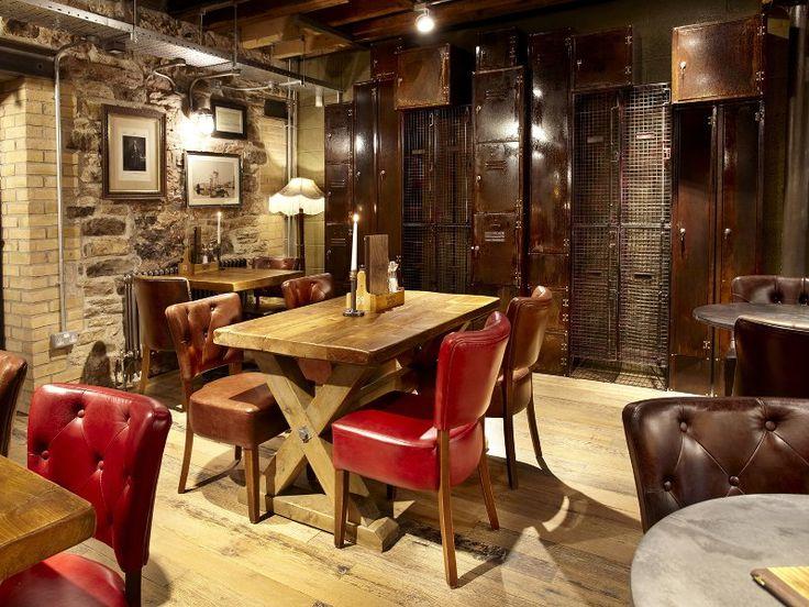 Best interiors restaurants images on pinterest