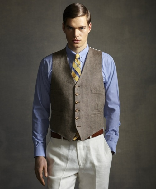 1Brooks Brothers | The Great Gatsby Collection