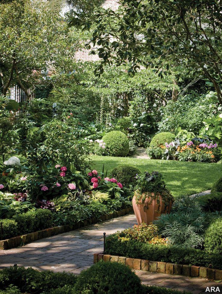 Secret Garden: 936 Best Country Cottage Gardens Images On Pinterest