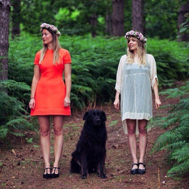 Best Girls At My Wedding HappyVNorfolk Norfolk Venue HappyValley
