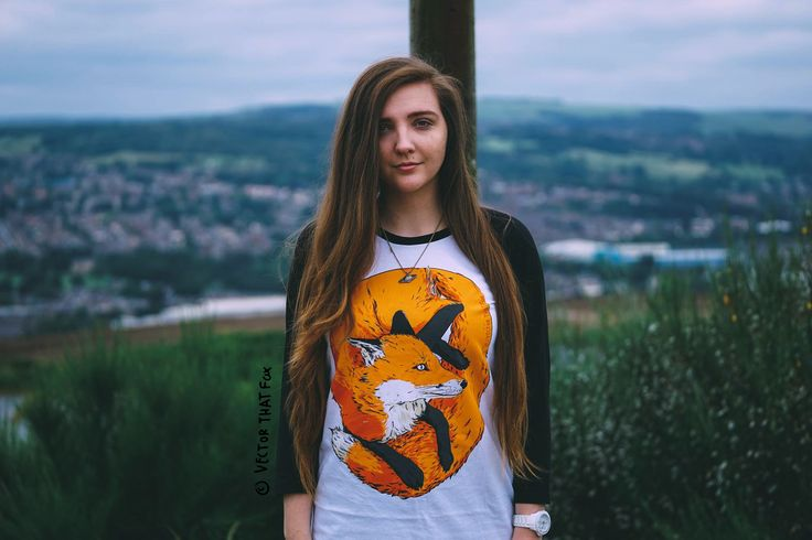 Photo by Stewart Barker Photography, model is Ashley Carley, t-shit is by Vector That Fox, available here: https://www.etsy.com/uk/shop/VectorThatFox