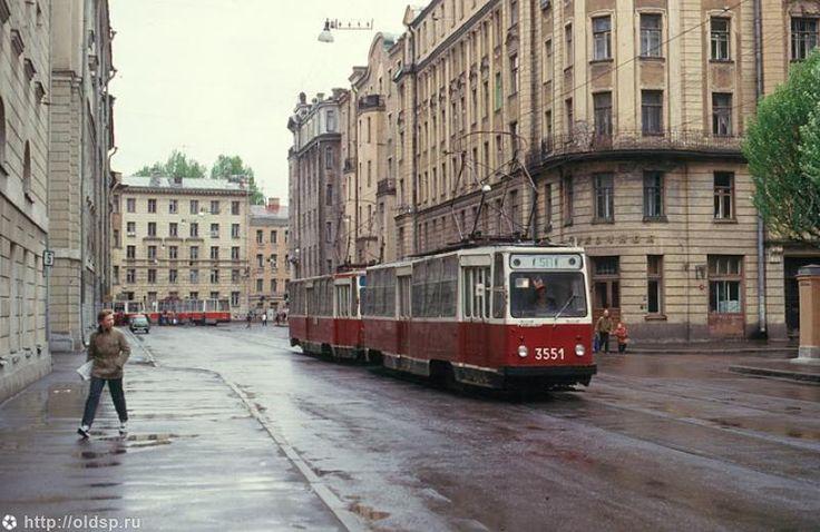 Фотография - Улица Чапаева, 5 - Фотографии старого Петербурга