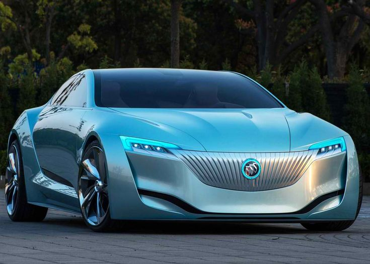 2013 Buick Riviera Concept.  Let's bring it to production!