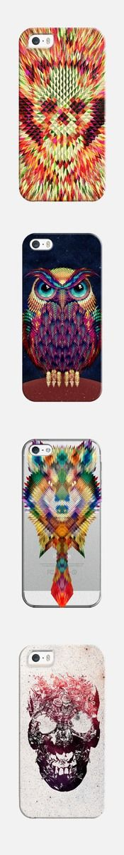 Cool illustration and design print phone cases | Available for iPhone 6/6Plus, 5/5s, Samsung and many more