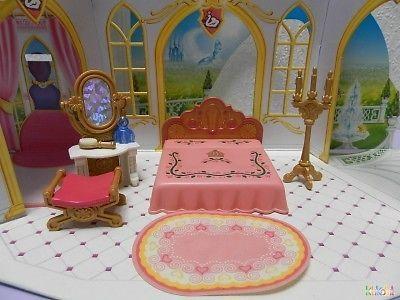 chambre de princesse playmobil playmobil 297 m - Playmobil Chambres Princesses