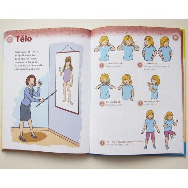 Cvičení s říkankou pro malé děti - Hledat Googlem