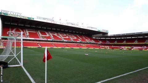 Nottingham Forest: City Ground capacity reduced to zero by local council