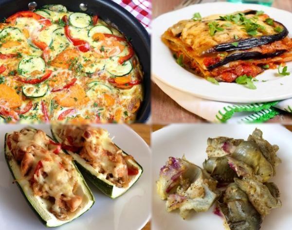 4 Recetas Con Verduras Para Adelgazar Faciles Y Sanas Recetas Con Verduras Comida Saludable Bajar De Peso Recetas Recetas De Comida
