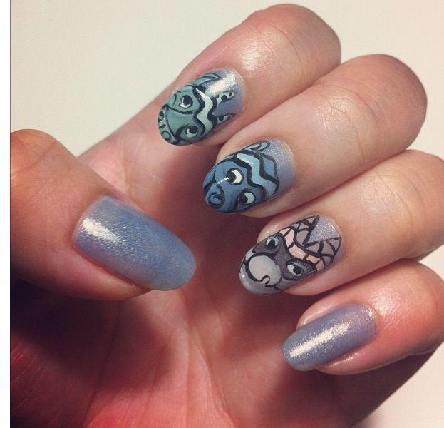paint nail