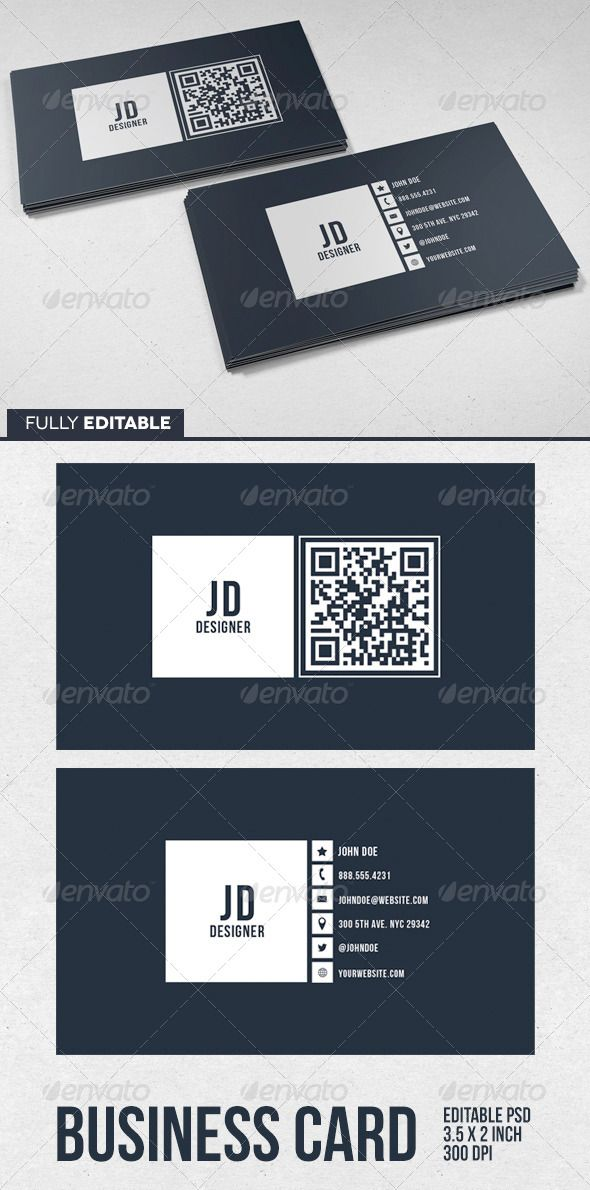 Qr Code Generator Business Card With Logo | Howtoviews.co