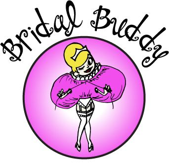 Bridal Buddy Answers The Bride When She Asks How Am I Going To Go To The Bathroom In This Thing