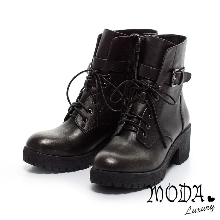 https://tw.buy.yahoo.com/gdsale/MODA-Luxury-金屬光澤繫帶造型高筒短靴-5439494.html