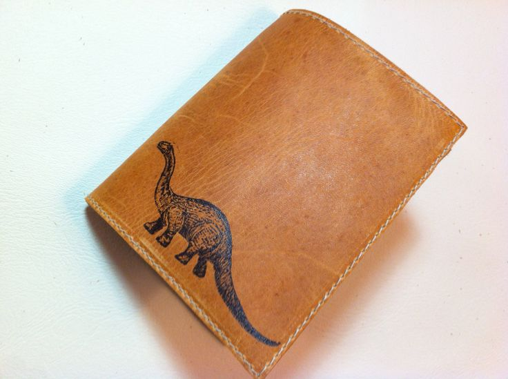 billfold wallet with card slots leather custom for you by inblue, $18.00