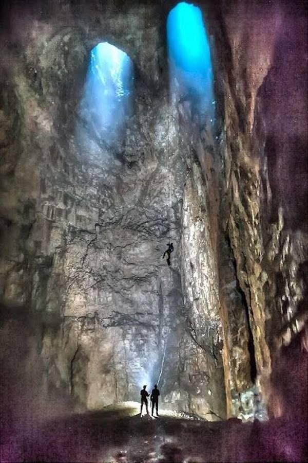 Zlot Caves, Serbia