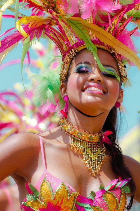 Colombia Festiva - Carnaval de Barranquilla
