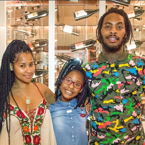 Waka and Tammy seem to be making it work and that's certainly something to smile…