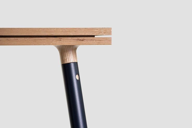 Tenderete Home Workstation Design  Designed by Adolfo Navarro &
