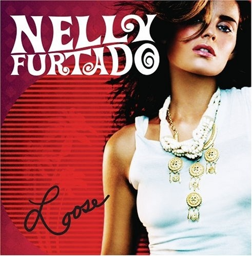 Nelly Furtado Loose Album Cover>Nelly Furtado Loose CD Cover, Nelly Furtado Loose Cover Art by arnie35