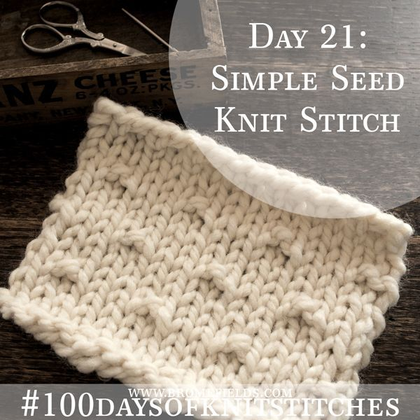 Great beginner knitting pattern. Love the texture, simple and classic!