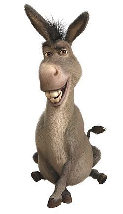 "Donkey from ""Shrek"""