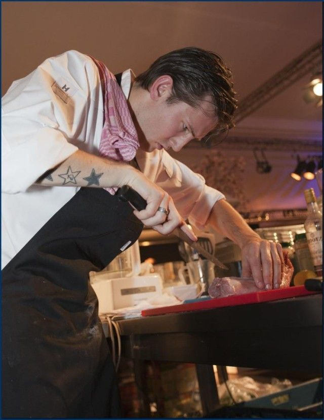 Uitbundig & Luxe – Chef Mitchel