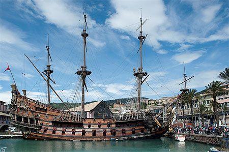 Port de Gênes - Italie. Sur routard.com, retrouvez les meilleures photos de voyage des internautes.