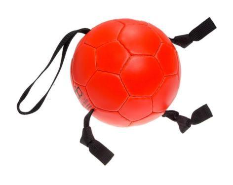 #Aufgepumpter# Ball für kleine und große #Hunde #Hundeball #Spielzeug