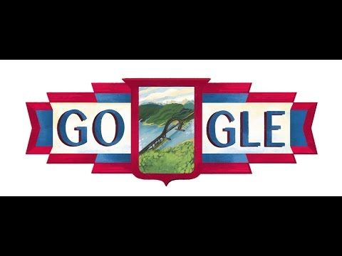 Google Doodle: Panama Independence Day 2016