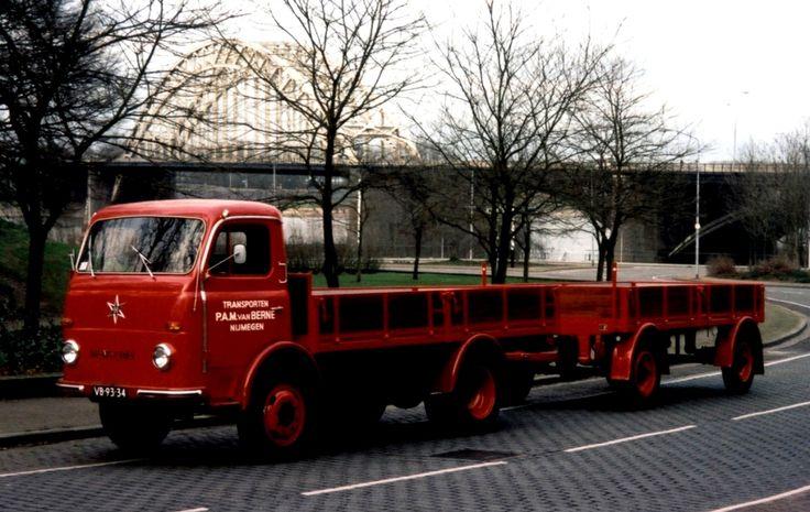 Fa.van Berne Nijmegen Henschel HS 90 1957