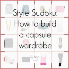 Su Sews So-So: DIY I Do