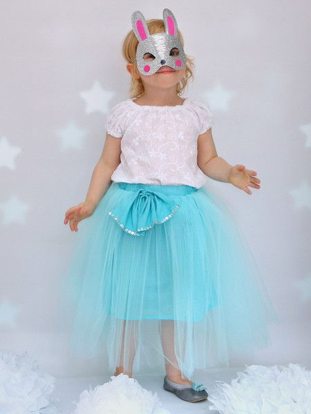Free Sewing Pattern - Taylor Tutu Skirt – My Childhood Treasures