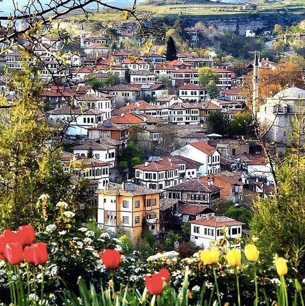 Safranbolu is one of UNESCO World Heritage Sites of Turkey and deserves this honor with it's remarkable architectural and natural beauty.