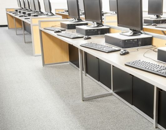 Best 25 computer lab design ideas on pinterest ict for Computer lab chairs for schools