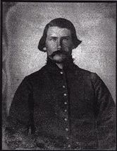 Martin Van Buren Best. Served in 2nd Reg. TN Volunteer Cavalry USA during the Civil War. Records show that he was a company cook. Served from 9/1/1862-7/6/1865. Martin is my 2nd Cousin 7x Removed.