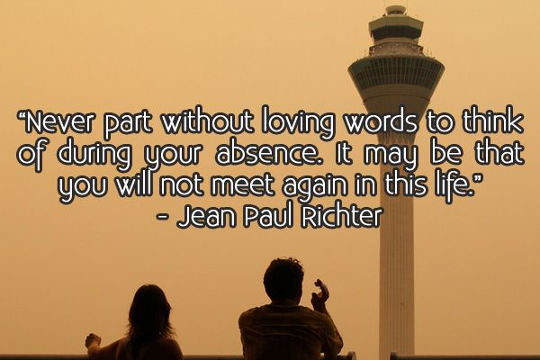 Quotes About Saying Goodbye: Sad & Touching Farewell Sayings | Gurl.