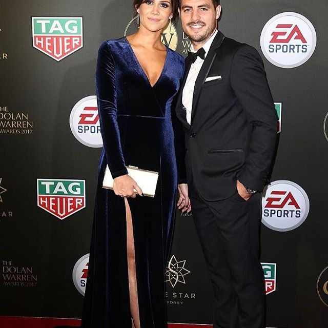 On Monday @hair_by_phd  were lucky enough to be styling at the FFA Dolan Warren Awards held at The Star Casino, Sydney. An awesome experience to work alongside  @donnygalella @inglot_australia and @schwarzkopfproanz .  .  .  The stunning Erika Fornaroli and @brunofornaroli   .  #hairbyphd #ffa #dolanwarrenawards #dolanwarren #socceraustralia #donnygalella #themorningshow #picoftheday #whataday #squad ...