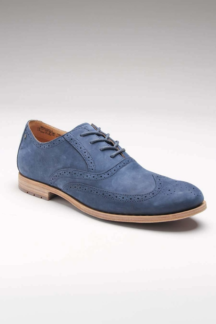 Rockport Day To Night Wing Tip. A perfect color for the wedding and they'