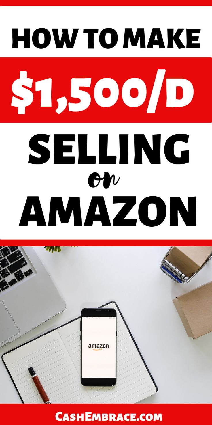 How To Make Money Selling On Amazon – Make Money Online